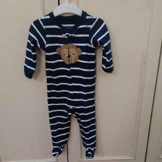 Carter's Blue Sleep Suit