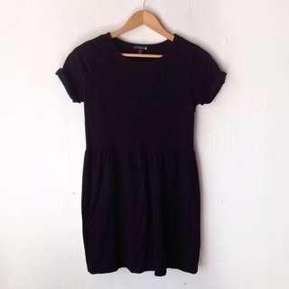 Cotton On Casual Black Dress