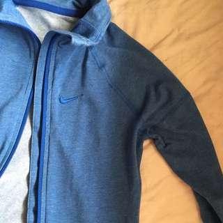 Blue Nike Jacket