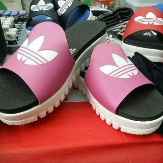 Adidas Slipper(light Wedges) Inspired