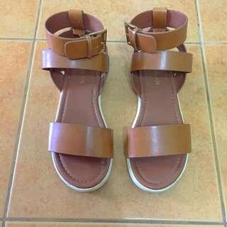 Parisian Strappy Sandals