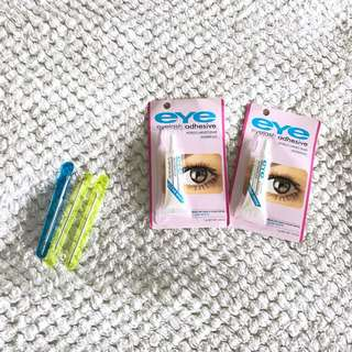 Eyelash Glue & Blackhead Extractors