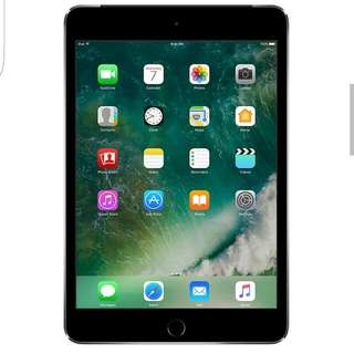 Brand NEW Ipad Mini 4 32 gb wifi set (Gold) 12% cheaper from retail store