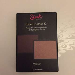 Sleek Face Contour Kit Medium 885 BNIB AUTH