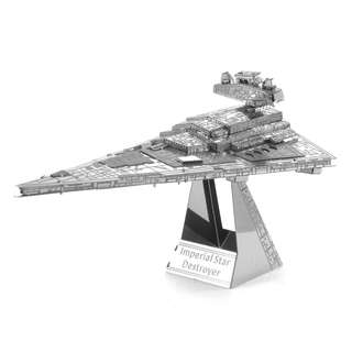 Imperial Star Destroyer Stainless Steel Puzzle Model
