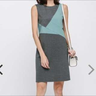Love Bonito Reginy Contrast Shift Dress
