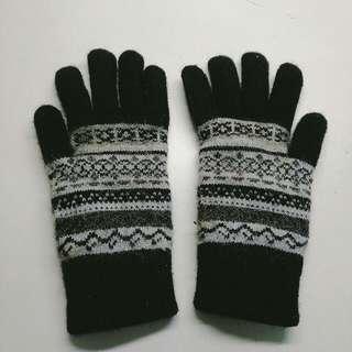 內刷毛手套