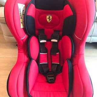 Ferrari Carseat 兒童汽車安全椅