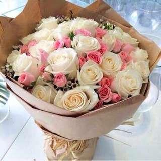 Bouquet bunga mewah termurah!! ( Big Size )