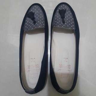 Spur 女鞋 (深藍色/24.5公分)