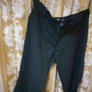Celana Bahan Paris
