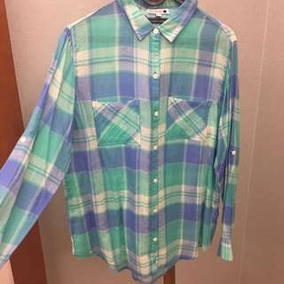 Kemeja Cotton On Size L