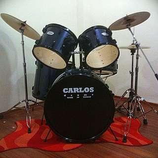 Carlos Drums - Cheap!!