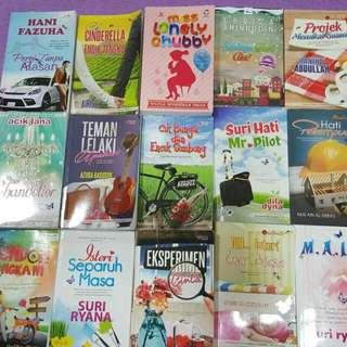 Drama Melayu Novel Buku