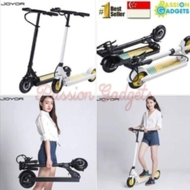 [2nd hand] Joyor Black 24v 8 8ah electric scooter