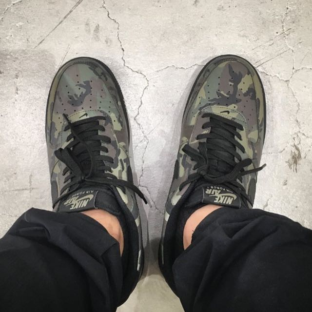 Air Force One Camouflage