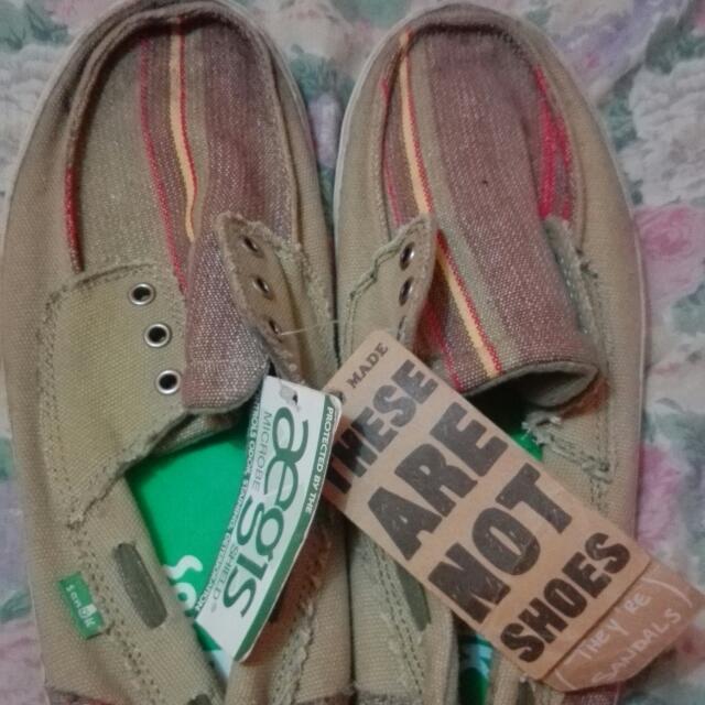 Authentic Sanuk Footwear For Men