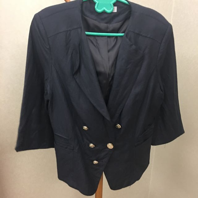 Blazer Navy Blue
