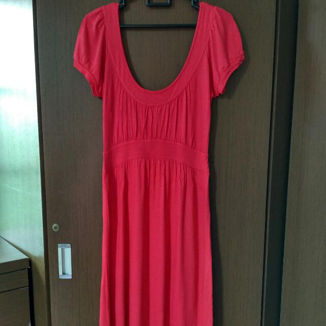 Body And Soul - Pink Dress Sz M