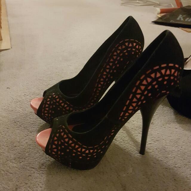 Brand New Never Worn Heels