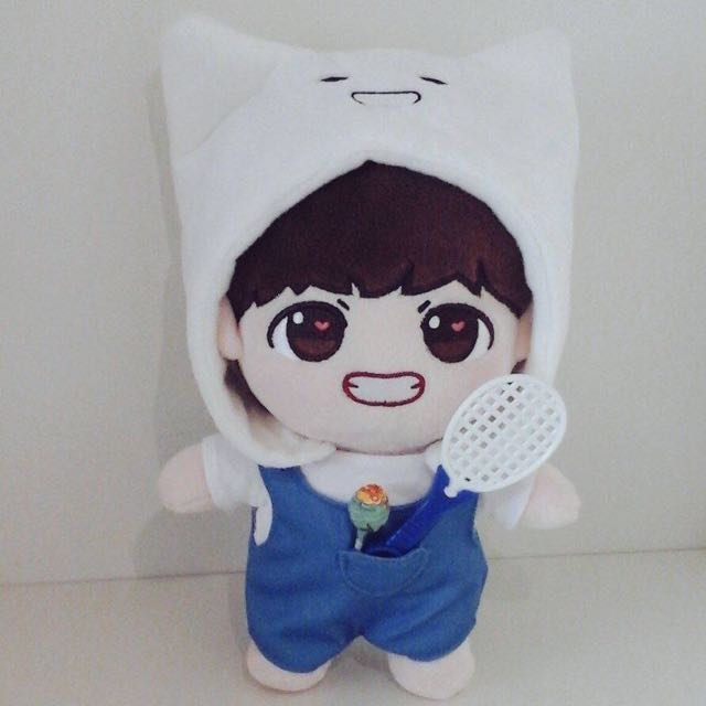 BTS Doll Taehyung Emily Baby V Doll, Entertainment, K-Wave