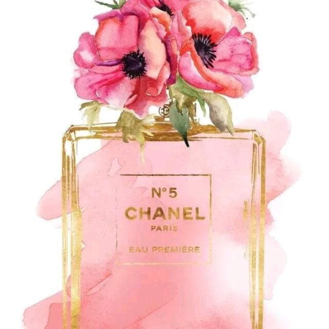 Chanel A4 Prints Glossy