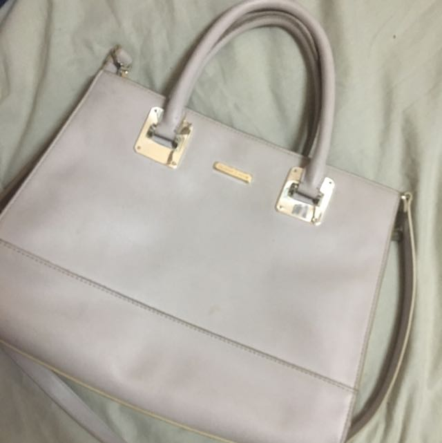 Charles and Keith Leather Bag