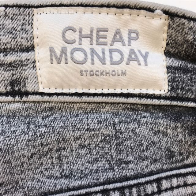 Cheap Monday High Spay-on Jeans