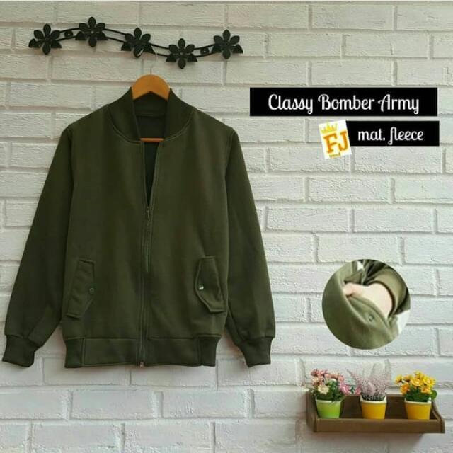 Classy Bomber Army