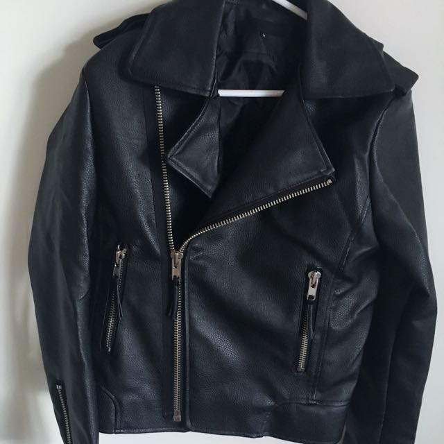 Colin Leather Motorcycle Jacket