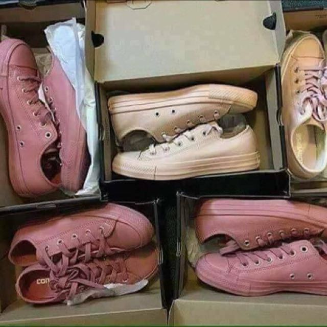 Converse Nude Collection (class a)