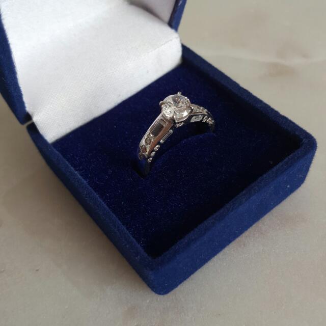 Disney Ariel Engagement Ring