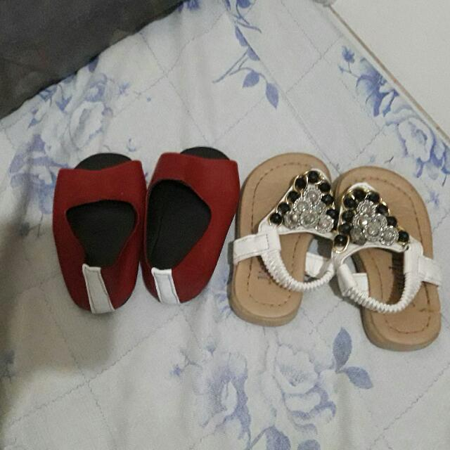 Doll Shoes And Sandals