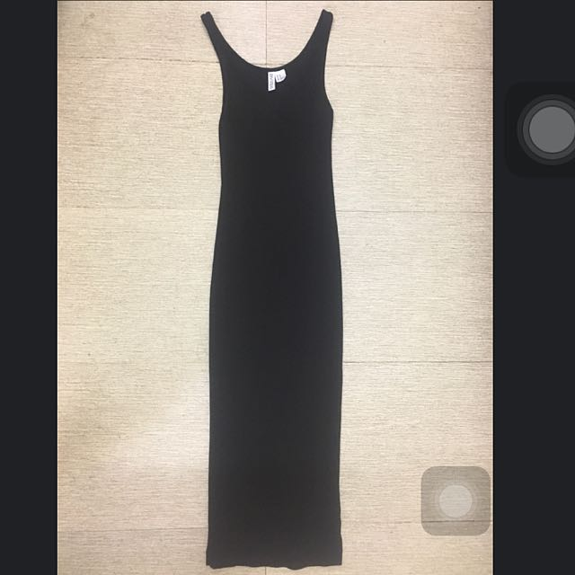 Forever 21 Basic Long Dress