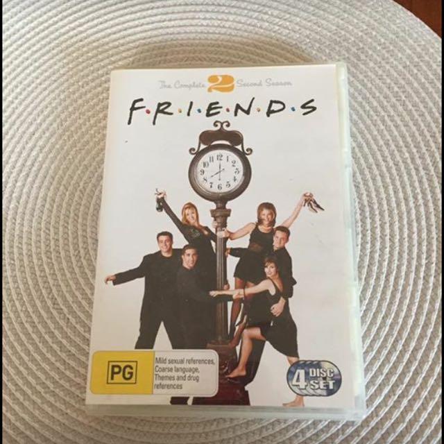 Friends DVD
