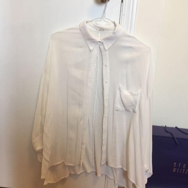 Garage White Shirt