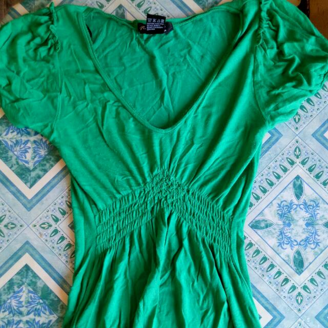 Green SG Brand Top