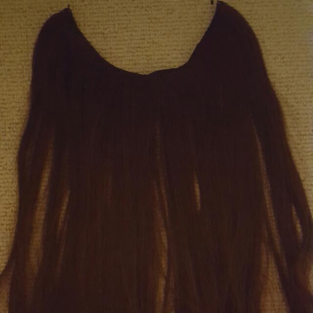 Halo Synthetic Hair Extensions