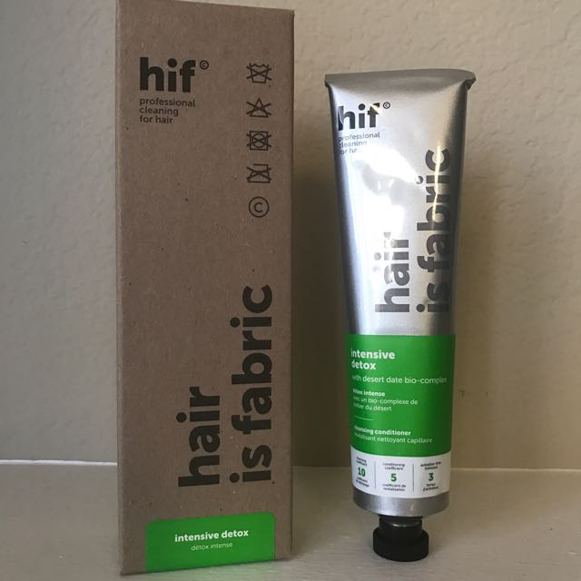 HIF Hair Is Fabric Intensive Detox