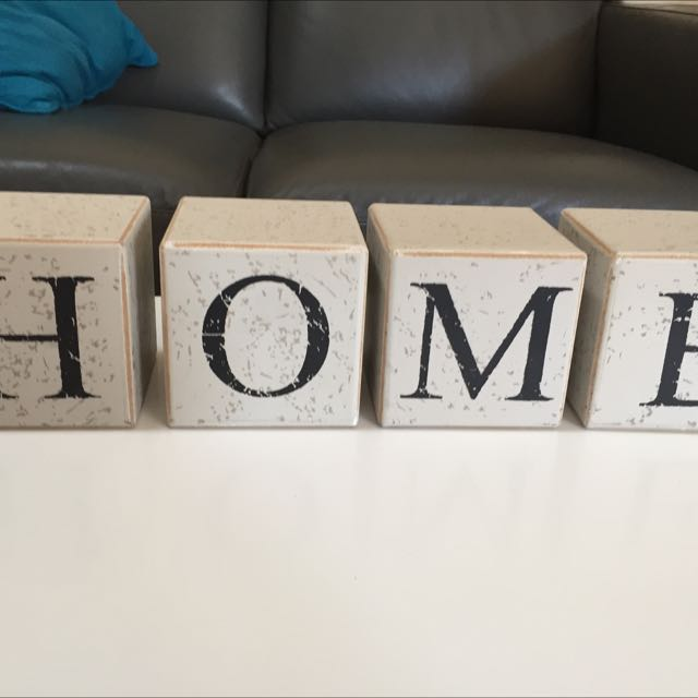 HOME Blocks Decor