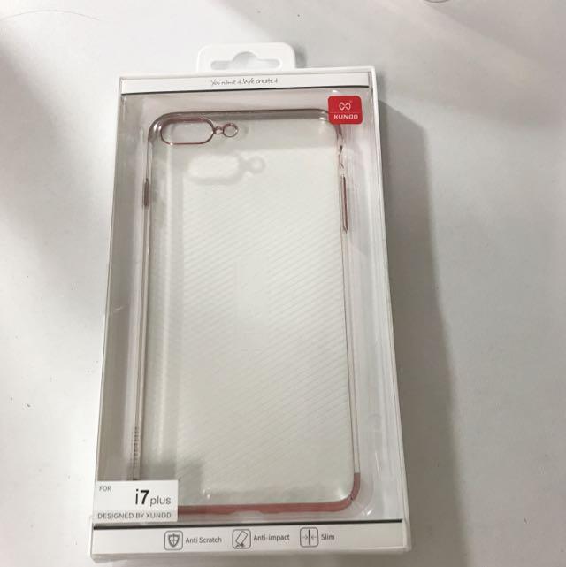 i7 plus手機殼(硬殼)