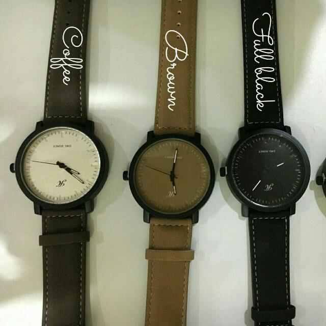 Jam Tangan (700) jims Honey