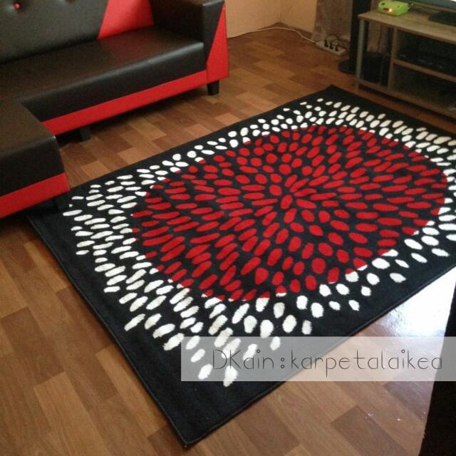 ikea karpet