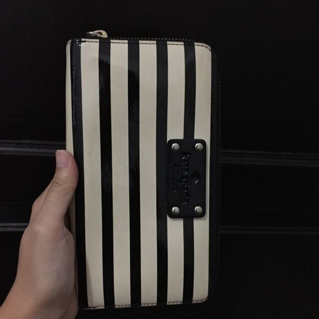 Kate Spade Stripes Wallet