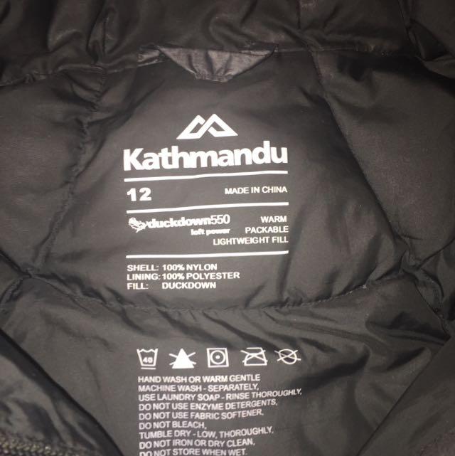 Kathmandu Hooded Jacket