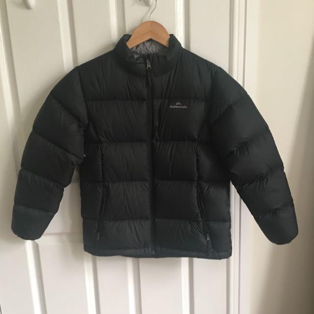 Kids Kathmandu Duck down 550 Puffer Jacket