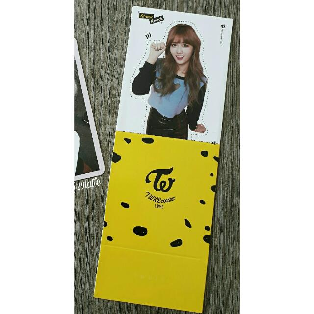 KNOCK KNOCK GOODS (MOMO) TWICE