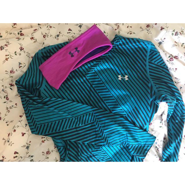 Long Sleeve Athletic Shirt