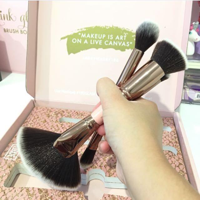 Luxie beauty JadeyWadey180 Sculpting Set