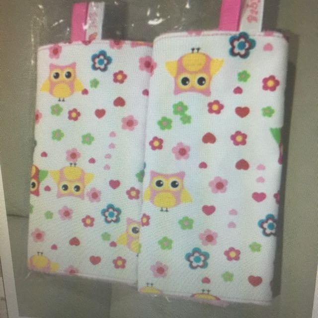 Baby Carrier Teething / Drooling pads